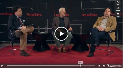 Dudamel Times Talk